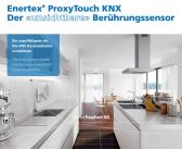 Neues von Enertex: ProxyTouch