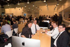 KNX-User-Forum Treffen auf der L+B 2016