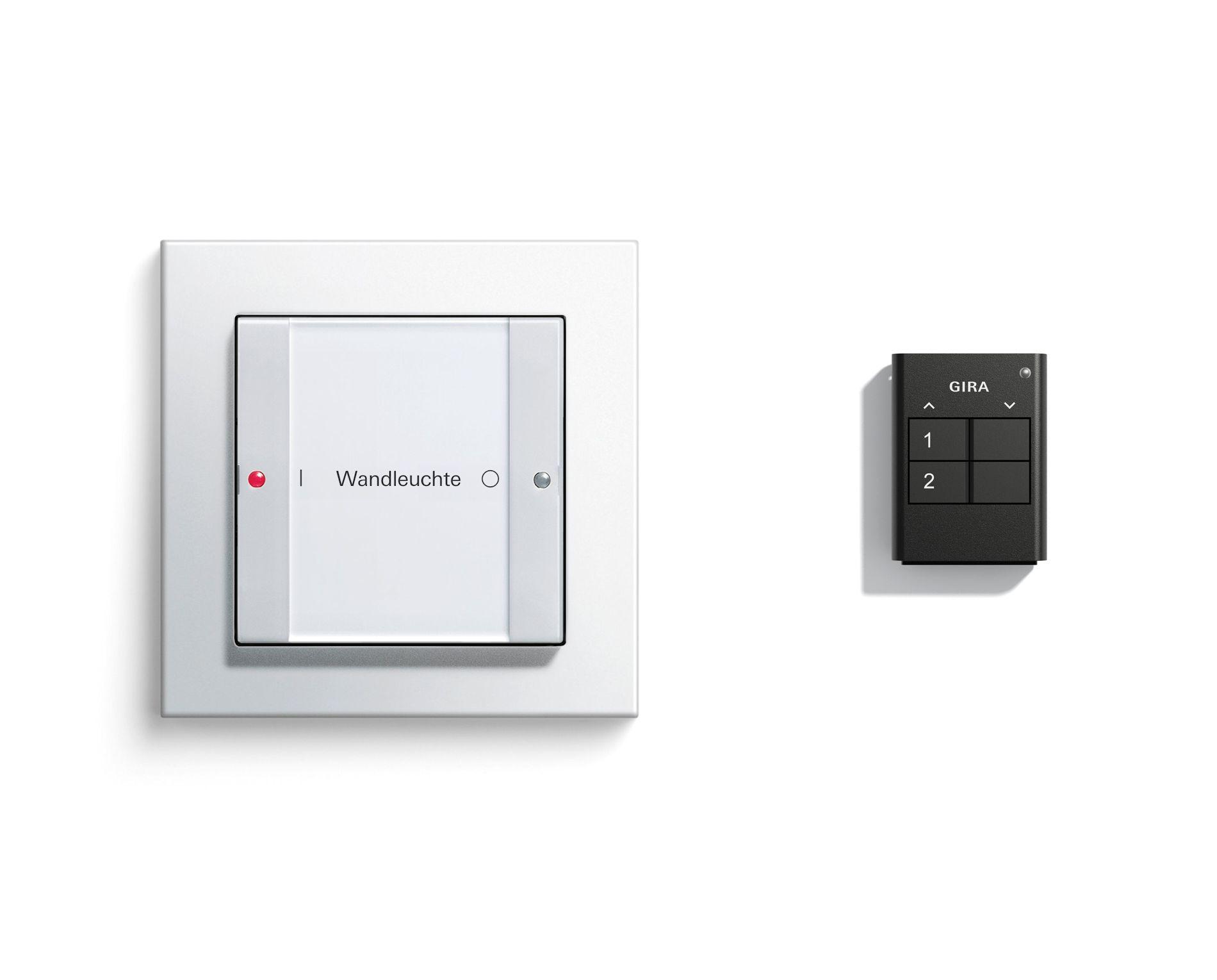 neuheit von der light building gira knx rf system. Black Bedroom Furniture Sets. Home Design Ideas